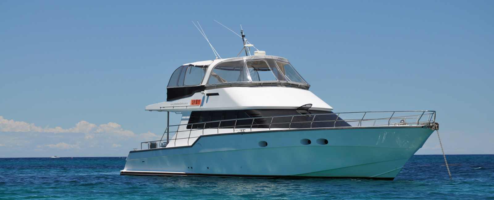 ALEGRIA-side-profile-photo-Rottnest-Island-boat-charters-Perth