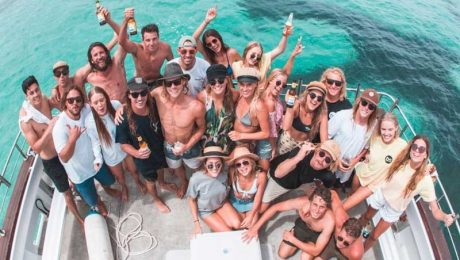 BOAT HIRE FOR PERTH PARTIES