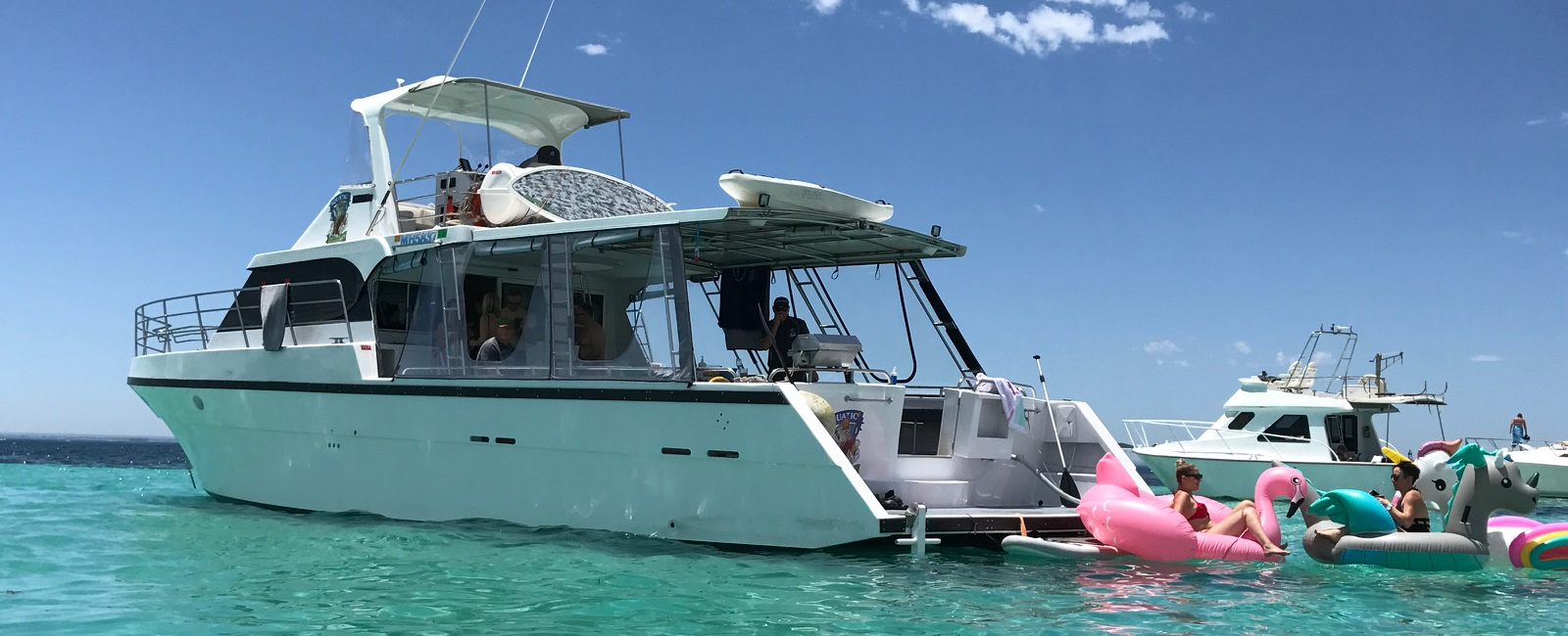 DARLING ISABELLE-boat-charter-hire-perth-wa-rottnest-island-cruises