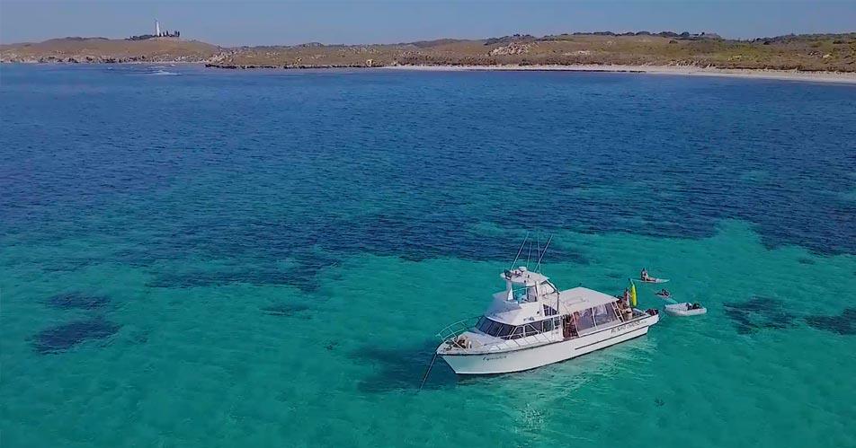 EQUADOR Rottnest Island boat charters