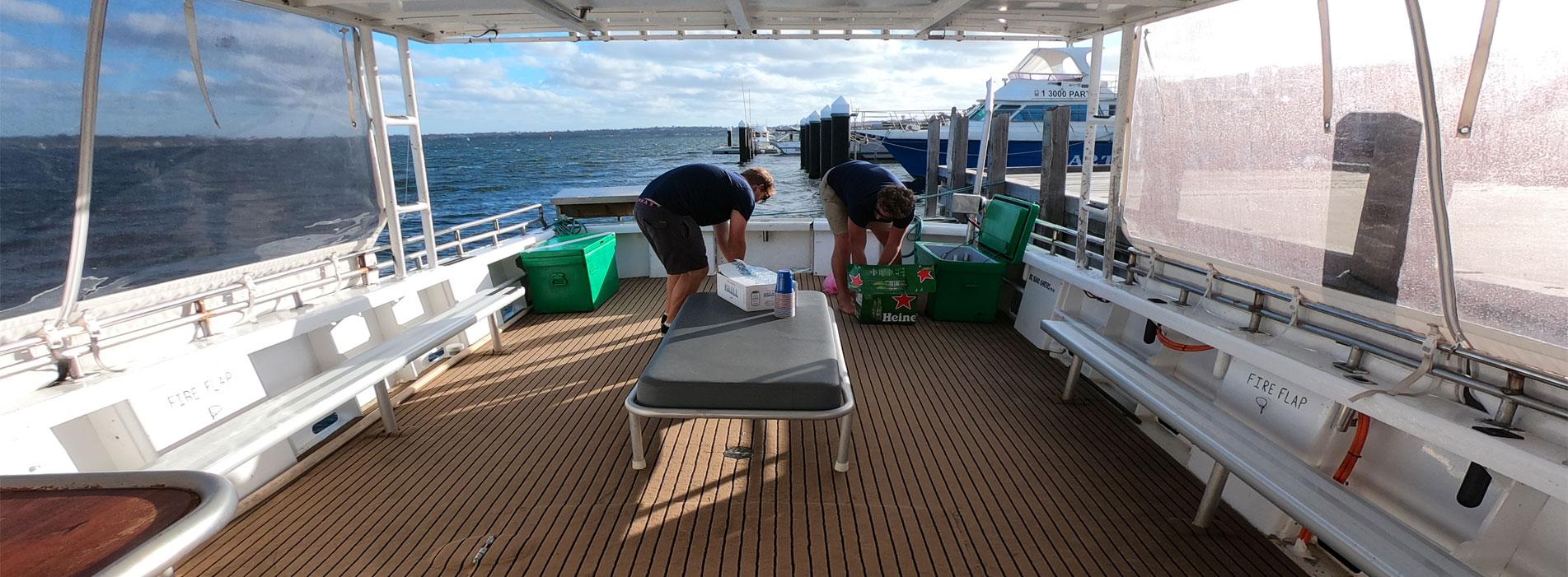 EQUADOR-boat-parties-perth-wa-bvack-deck-boys