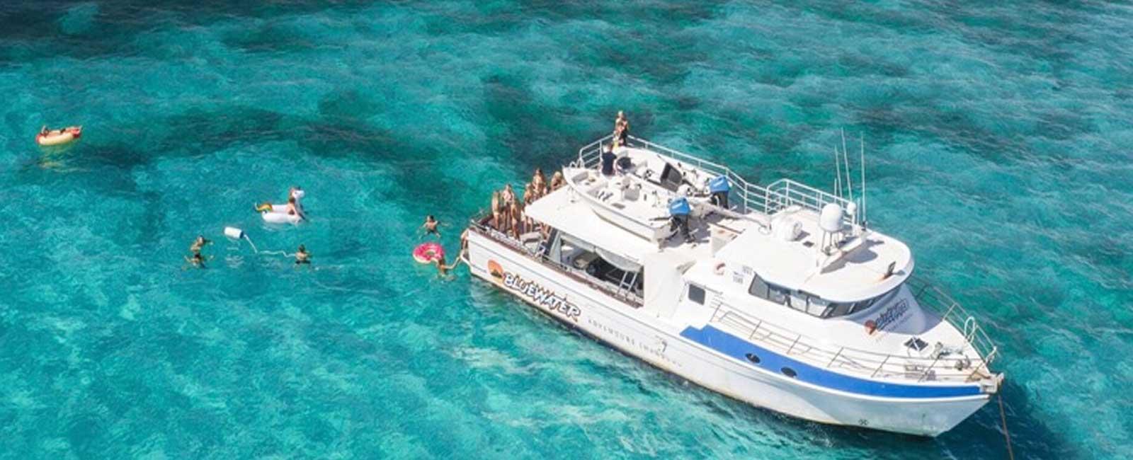 GLENALAN-aerial-photo-perth-boat-charter-hire-1