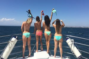 HENS PARTY BOAT CHARTERS