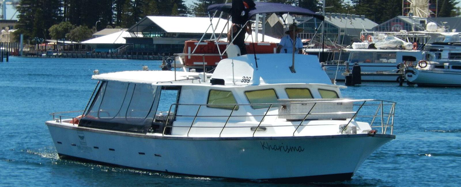 Kharisma-Fremantle-boat-charters