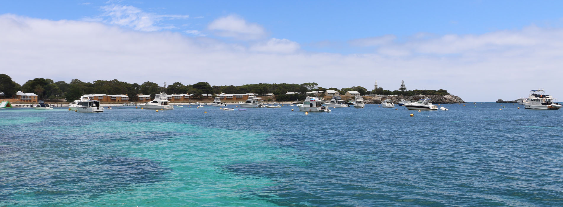 OVERNIGHT WEEKEND trips to Rottnest