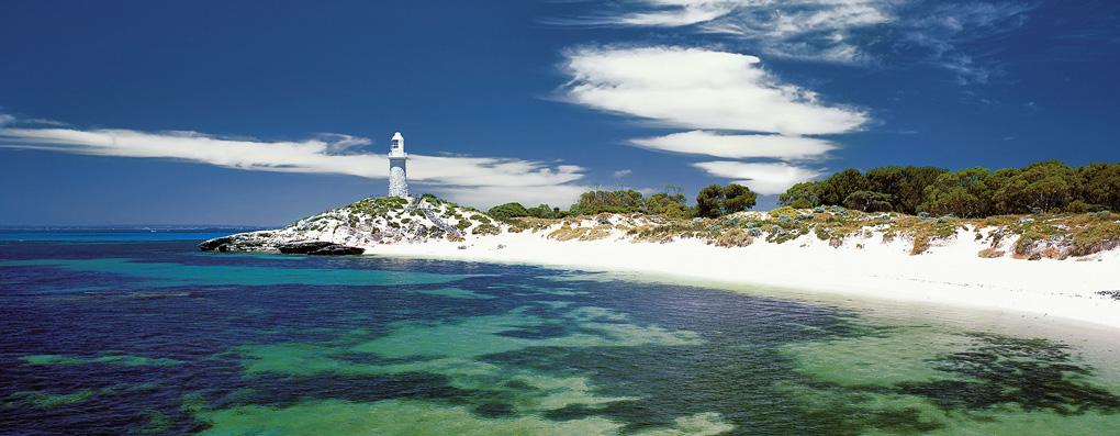 Rottnest island boat charters lighthouse
