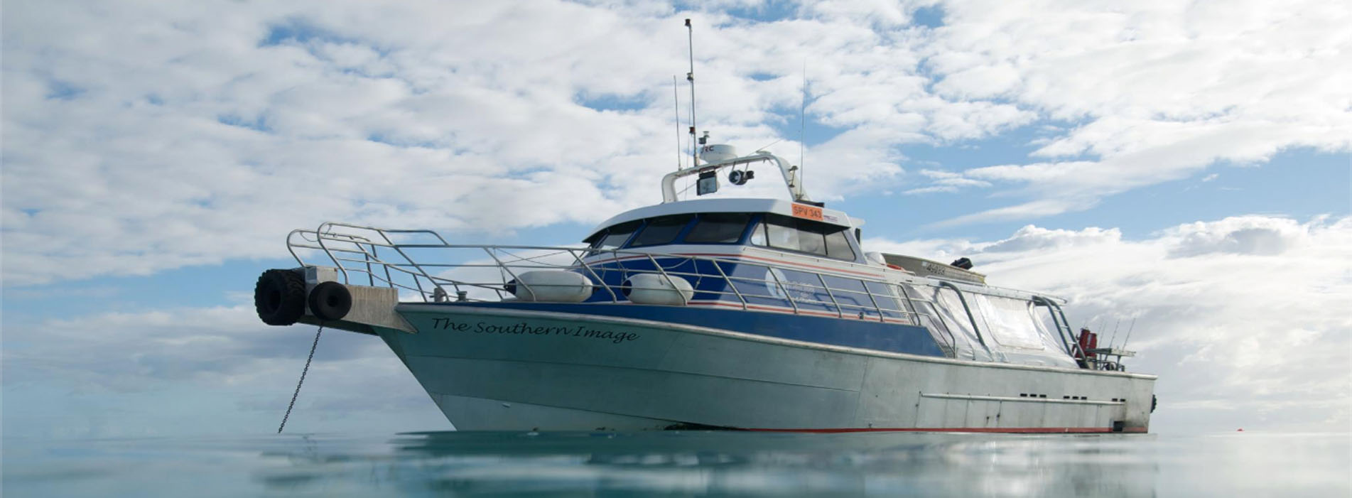 SOUTHERN IMAGE perth boat charters swan river Rottnest island