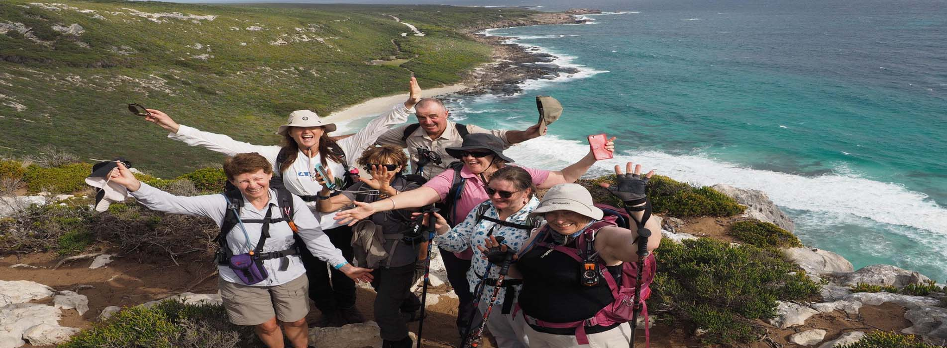 9 DAY WEST AUSTRALIA adventure walking tour