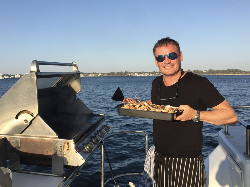 CATERING-BBQs-Boat-Hire-charters-Perth-WA
