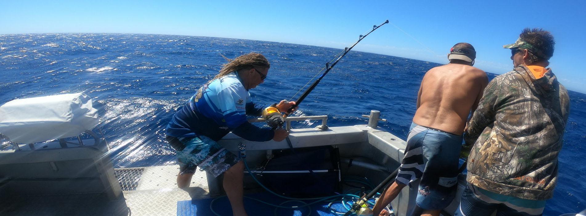 Fishing Jurien Bay