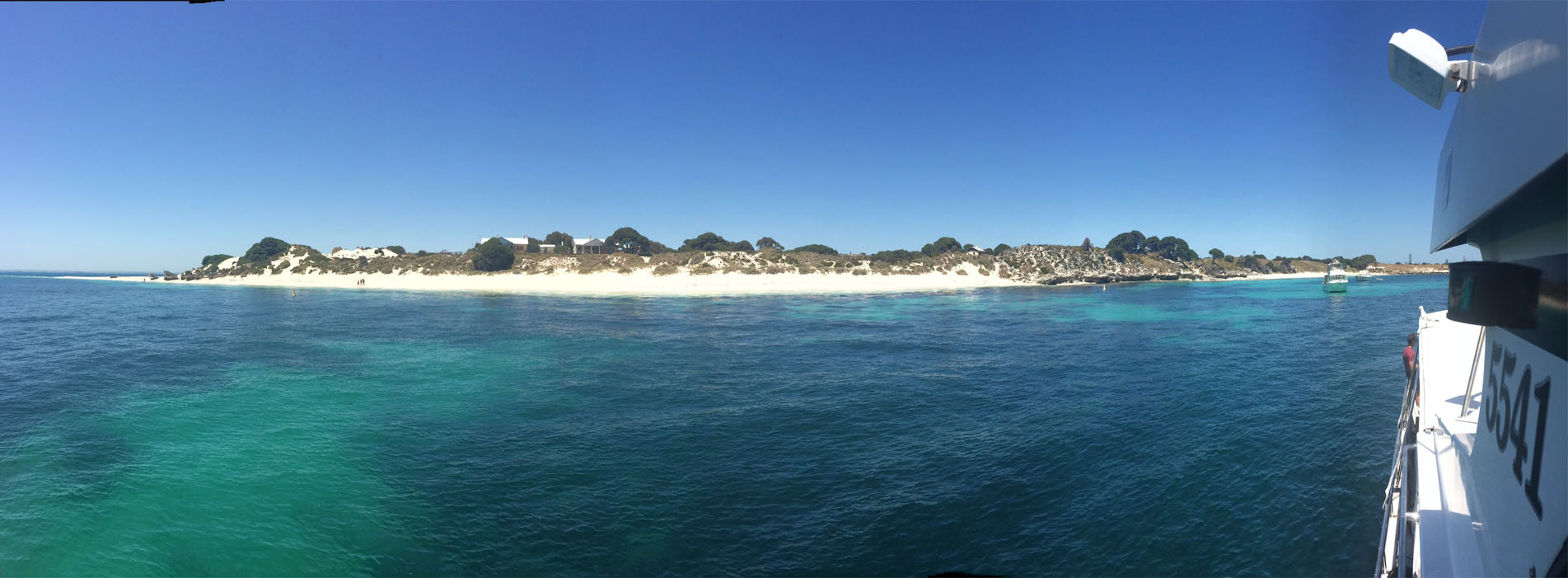 HIGHLAND SPIRIT rottnest panorama