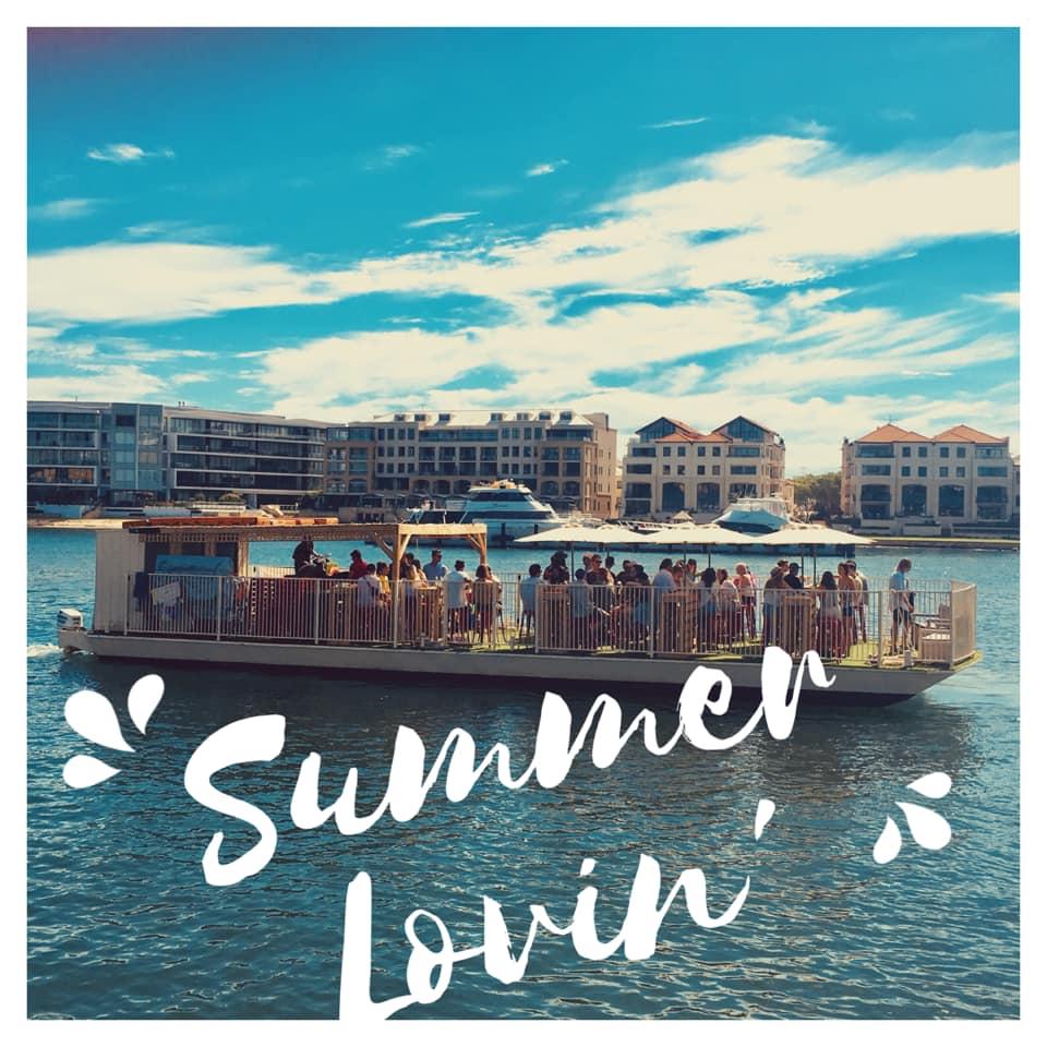 HULA BULA summers here swan River charters