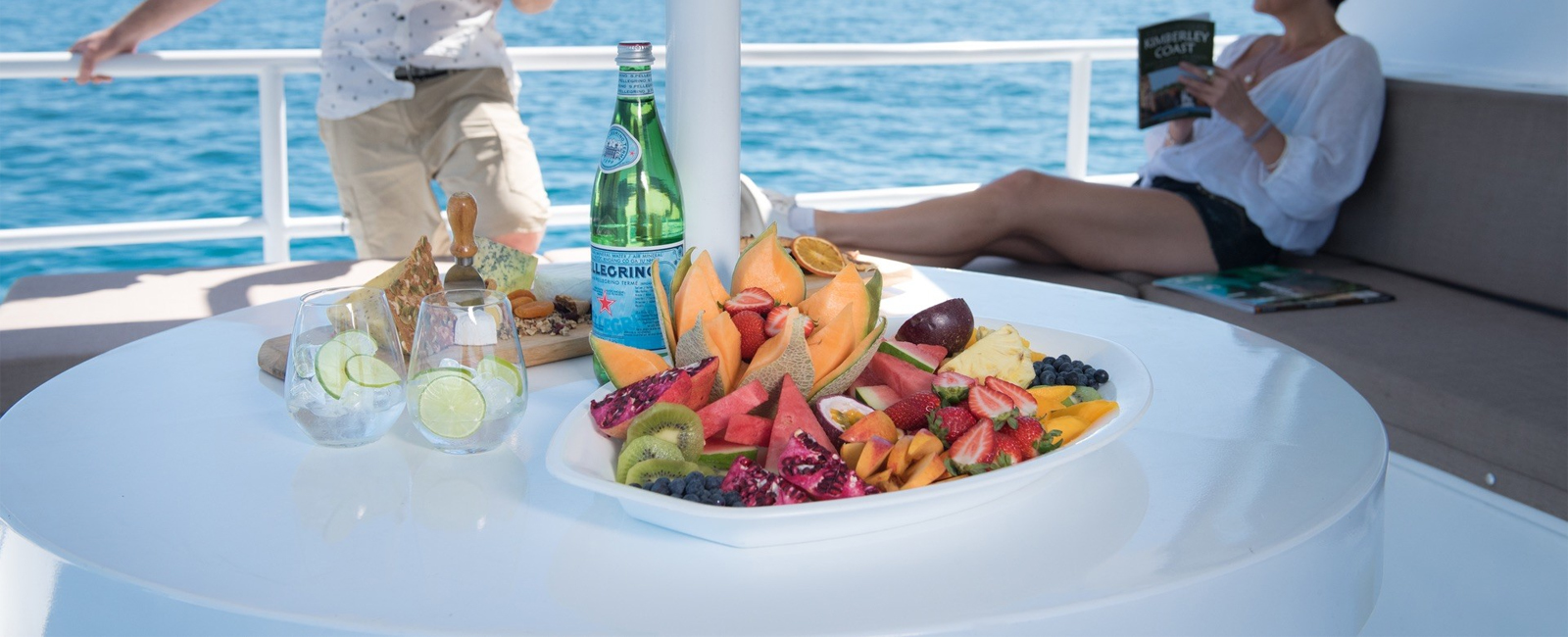 KIMBERLEY-PEARL-boat-charters-food-and-drinks