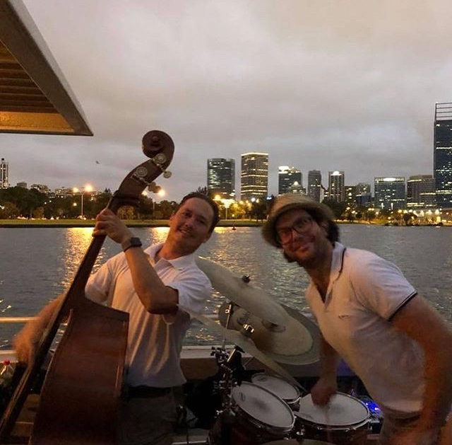 LIONFISH CHARTERS live music party band