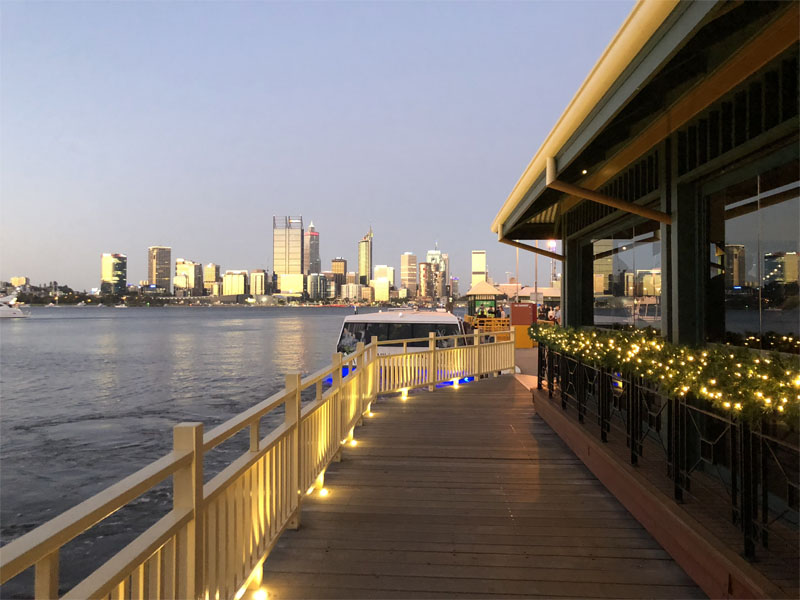 MENDS STREET JETTY SOUTH PERTH