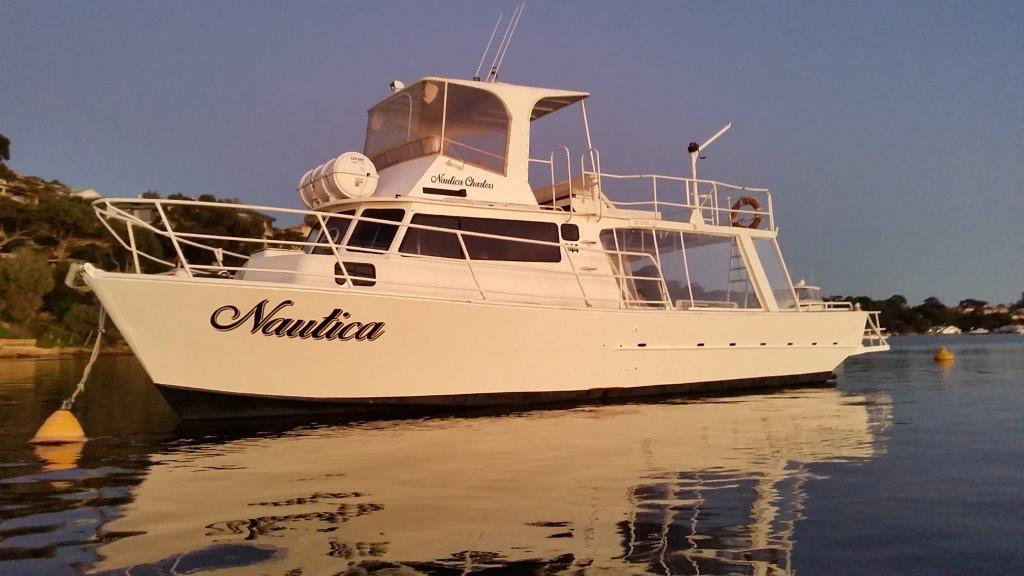 NAUTICA SIDE SHOT ON SWAN RIVER