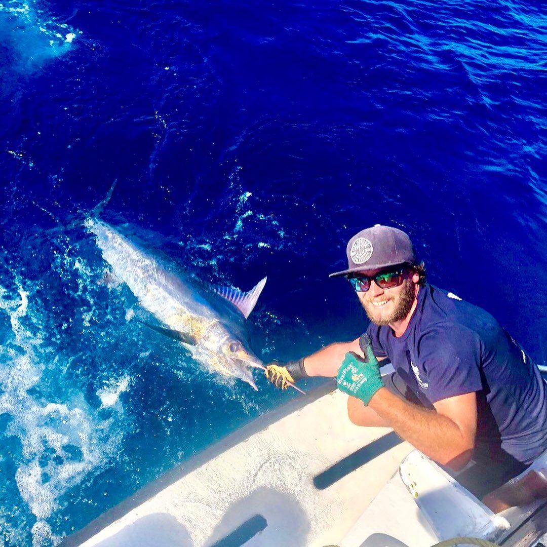 TOP GUN Fishing charters sailfish