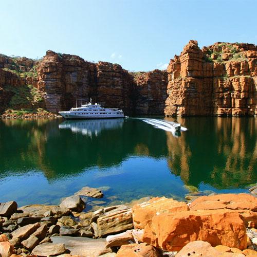 Kimberley-luxury-cruises-True-North King George Falls