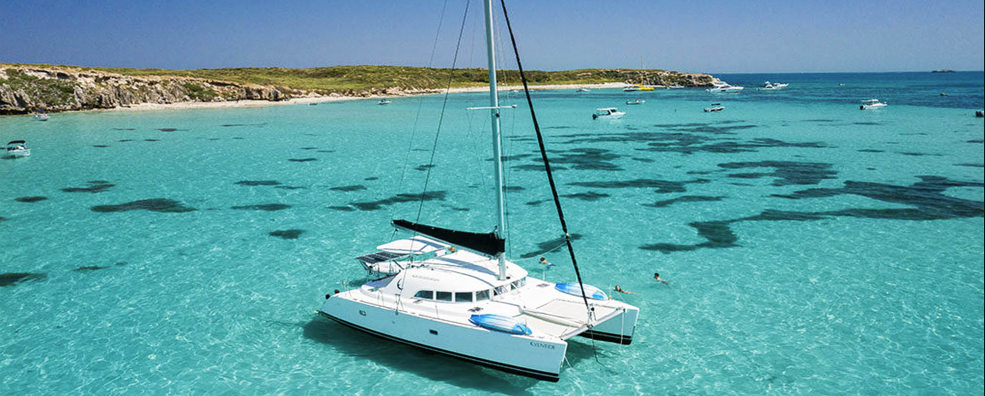 EVENT TIDE CATAMARAN HIRE PERTH ROTTNEST