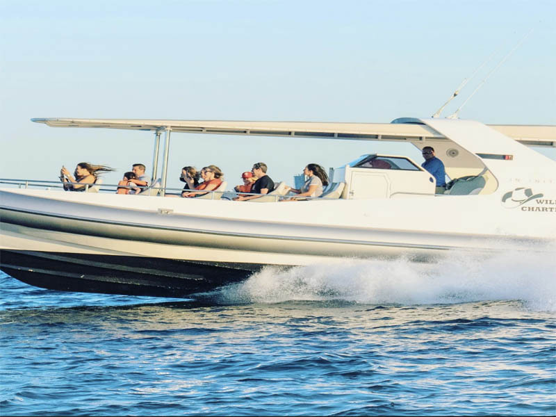 INFINITY FAST BOAT RIDE PERTH