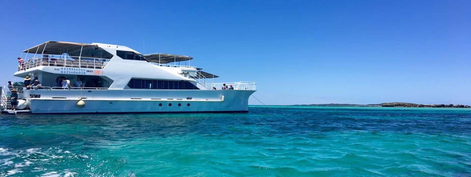 SPIRIT OF LOVE boat profile side